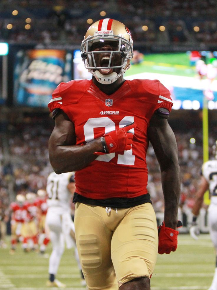 17 Best images about Anquan Boldin #81 on Pinterest ...