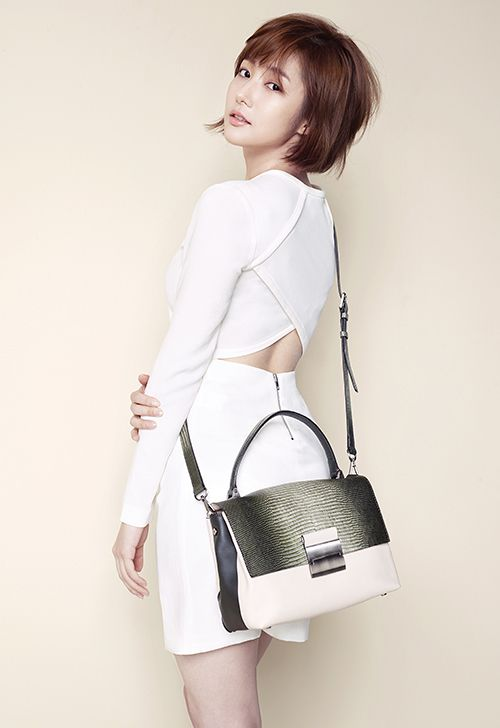 DUANI S/S 2015 Ad Campaign Feat. Park Min Young   Couch Kimchi