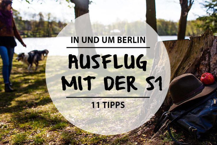Einmal von Oranienburg durch Berlin bis an den Wannsee. Diese 11 Orte sind besonders sehenswert auf der Strecke.