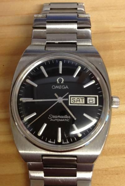 OMEGAオメガシーマスターアンティーク腕時計 Watch omega ¥6500yen 〆04月21日