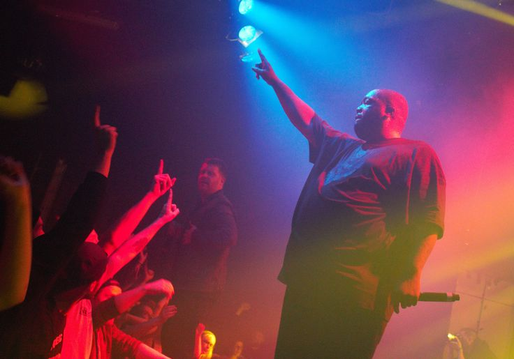 Run The Jewels Entertain And Uplift During Their European Takeover – Finland Edition