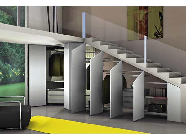 Pi di 25 fantastiche idee su armadio sottoscala su - Mobili sottoscala ikea ...