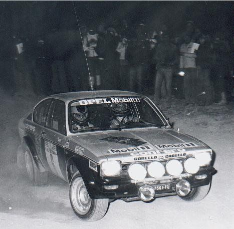Opel Kadett GT E