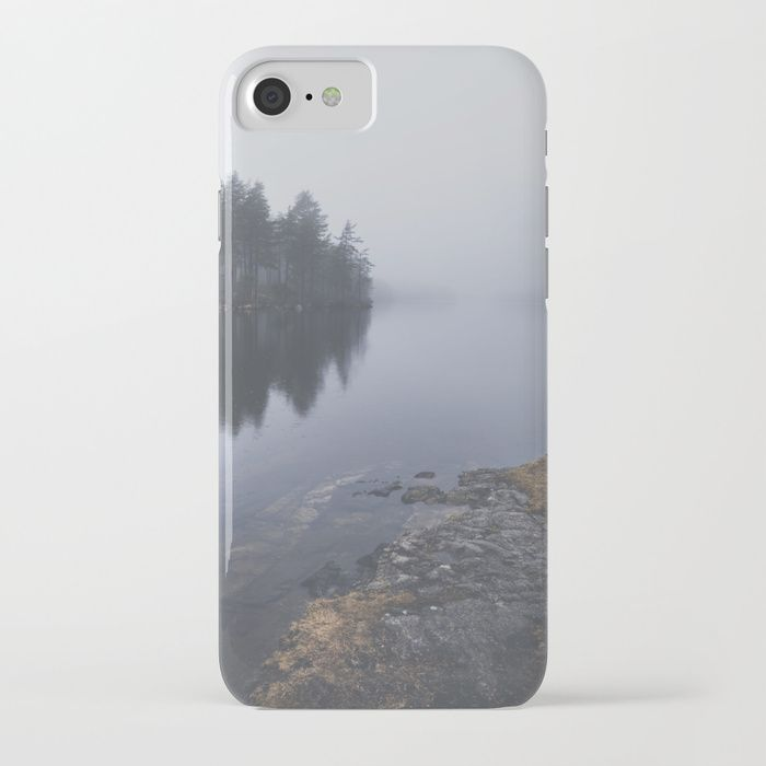 I love the rain iPhone Case