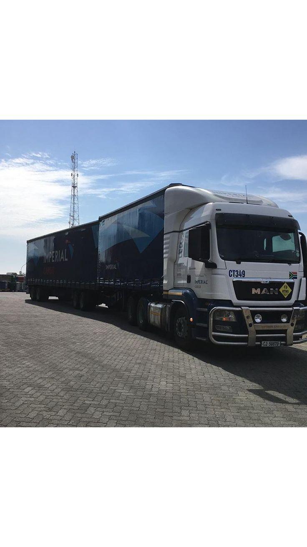 South africa trucks