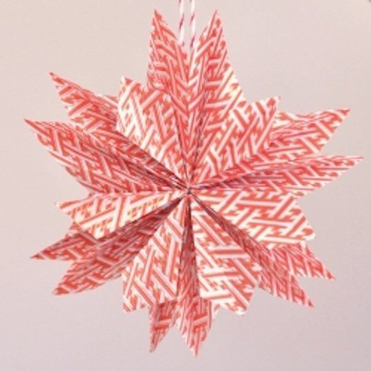 Picture Of Diy Origami Ornaments: Best 25+ Origami Ornaments Ideas On Pinterest