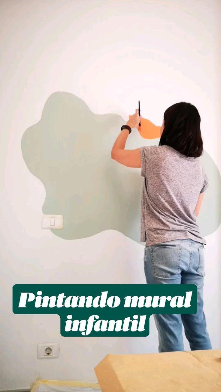 Nursery Decor, Wall Decor, Baby Room, Kids Room, Art Prints, Ideas, Interior Paint, Acrylic Paintings, Kids Rooms