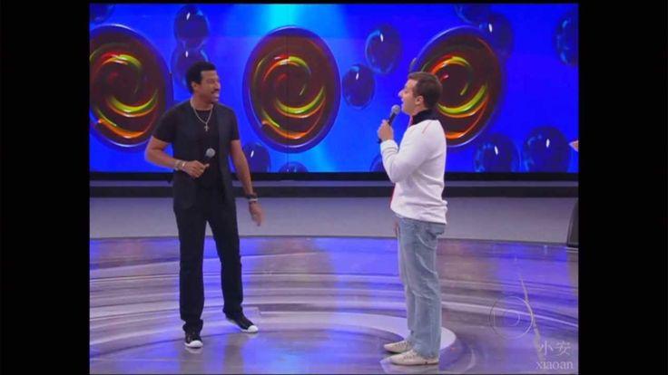 Lionel Richie @ Caldeirao do Huck (Live in Brazil 2010)