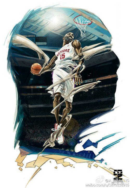 NBA PLAYERS BY WANG TAO