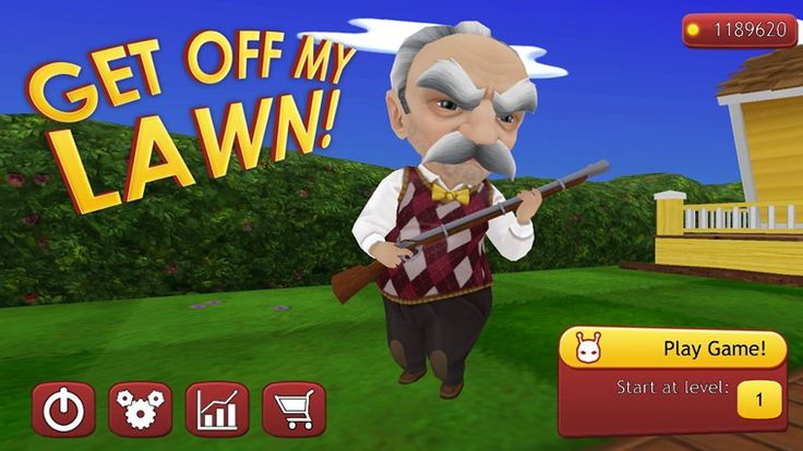 Get Off My Lawn! is a free, endless arcade shooter that just hit the Windows Store, coming from Steam's PC games collection, where it was very well received. #windowsphone #games