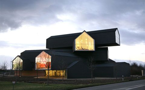 Vitra Haus by Herzog & De Meuron Architects in Weil Am Rhein