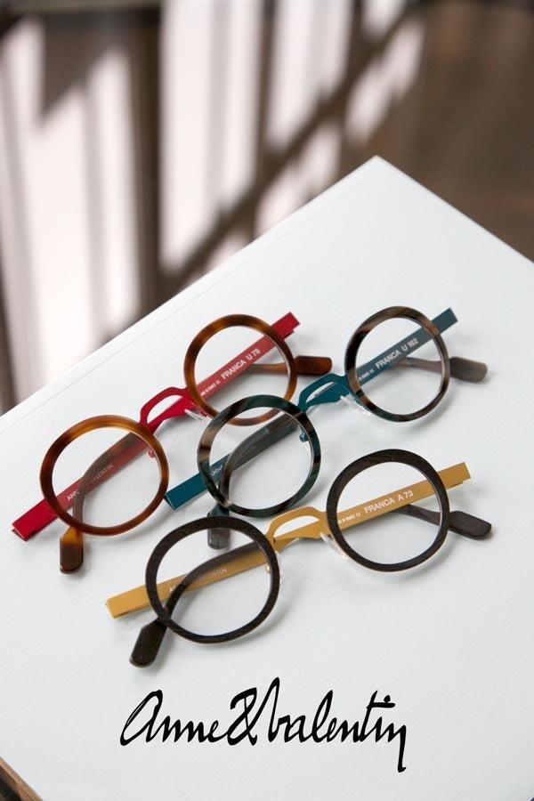 Ann et Valentin #glasses #eyesglasses #gafas