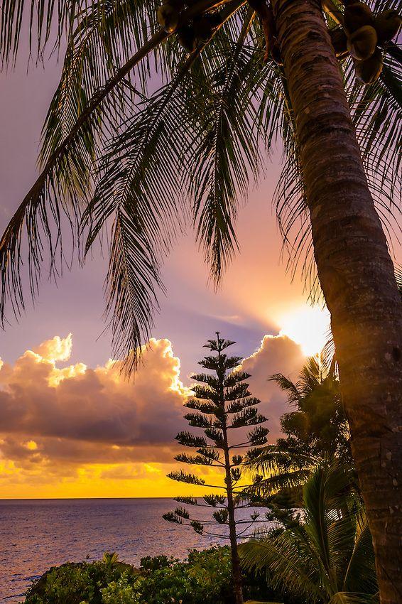 Tadine Bay, Island of Mare, Loyalty Islands, New Caledonia | Blaine Harrington Photography*