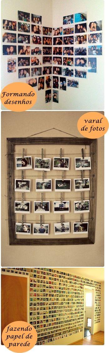 Painéis de fotos