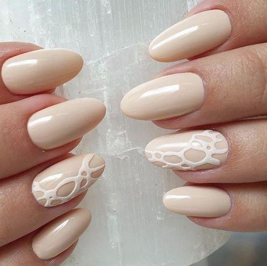 Ślubny manicure - inspiracje - 7