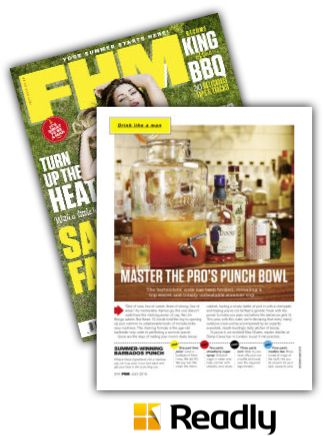 Suggestion about FHM UK July 2015 page 44