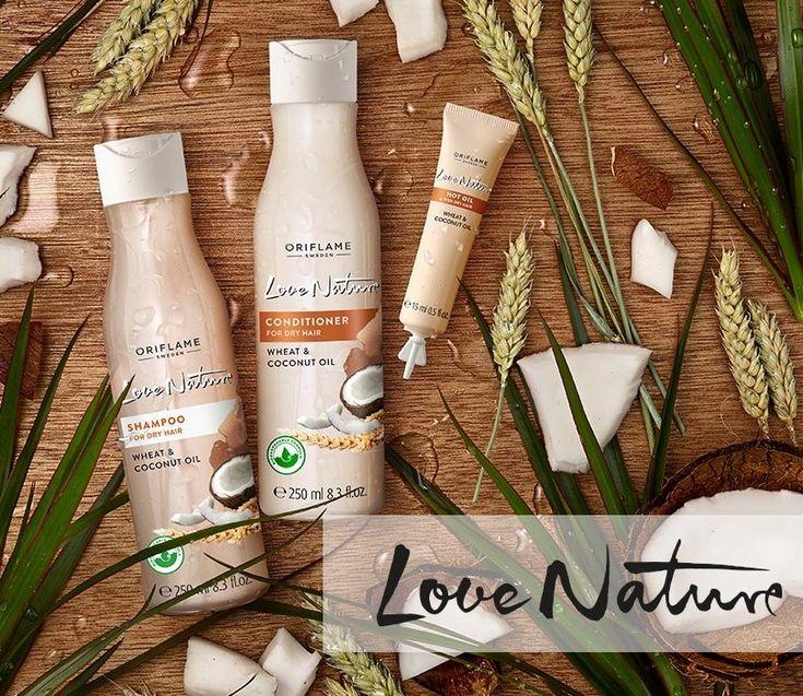 Стремясь подарить каждой женщине ощущение гармонии с природой, ученые Oriflame разработали серию Love Nature, в состав которой вошли натуральные растительные экстракты, богатые полезными свойствами…
