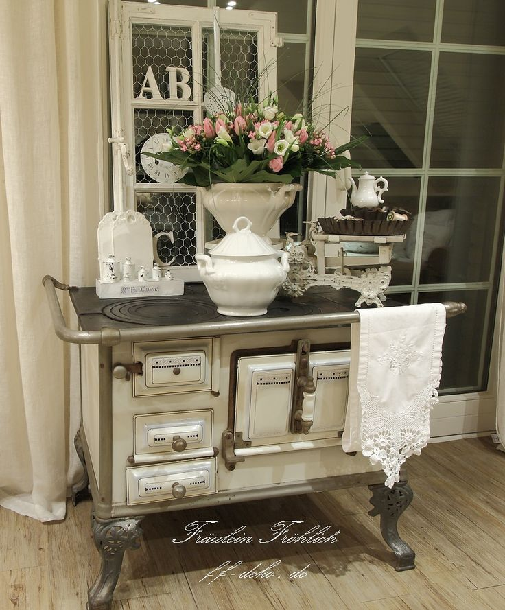 Shabby and Charme: Una splendida soffitta shabby chic a Berlino