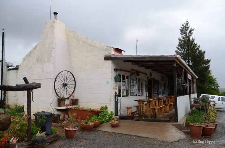 Daggaboer Padstal/Farmstall between Cookhouse and Cradock, South Africa (interesting history)