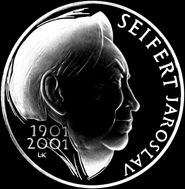 30 years ago, died Jaroslav Seifert, the only Czech writer with a Nobel Prize. https://en.wikipedia.org/wiki/Jaroslav_Seifert