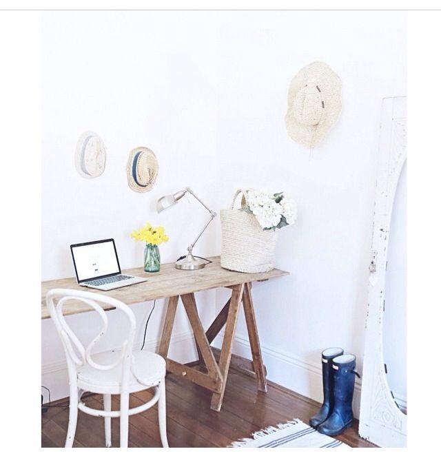 Study/blog space