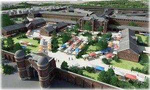 -旧奈良監獄の保存及び活用に係る公共施設等運営事業-  刑務所の建物を生かした「...