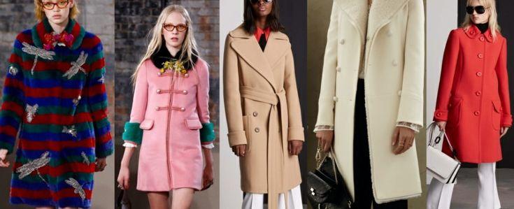 Пальто из круизной коллекции Resort 2016 от Gucci, Chloe, Michael Kors
