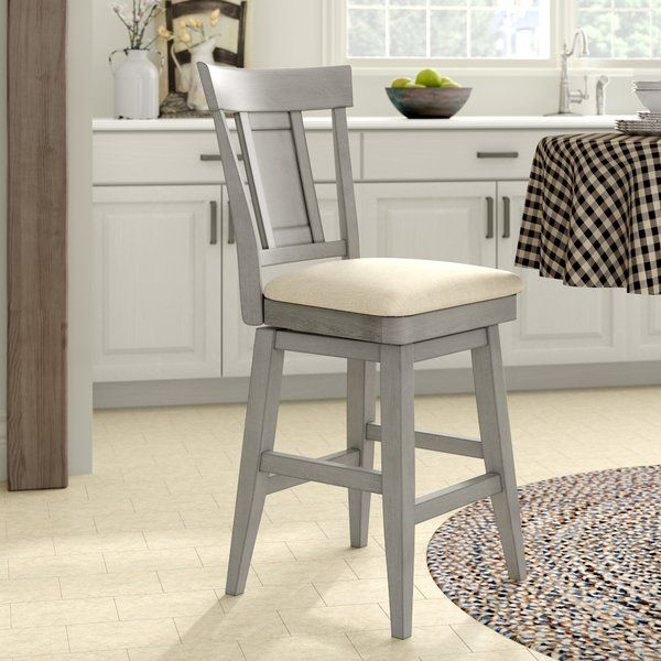 You Ll Love The Colasanto 25 78 Swivel Bar Stool At Wayfair Great Deals On All Furniture Products With Free Bar Stools Swivel Bar Stools Bar Stools For Sale
