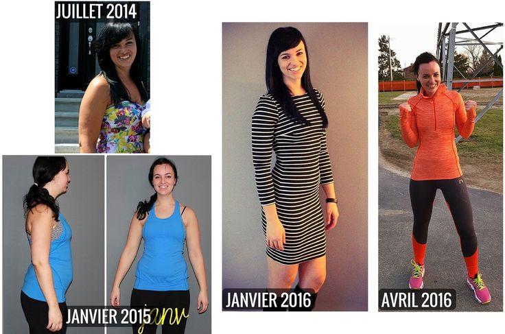 La transformation exceptionnelle de Jessica! Voyez son témoignage inspirant: http://bit.ly/1UzFkYI