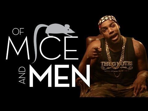 "Of Mice and Men - Book Summary & Analysis by Thug Notes - YouTube (beware of ""mofo"")"