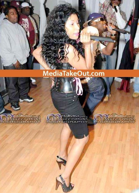 Nicki Minaj Before Surgery MediaTakeOut | Check out the ...