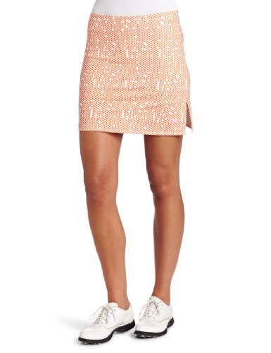 Puma Golf Women's Golf Graphic Knit Skirt Golf Skirt. I don't even play golf but, if I had this skirt, I totally would!