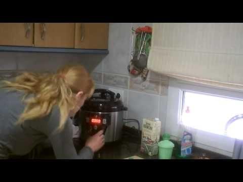 ▶ Pollo al horno en GM E - YouTube