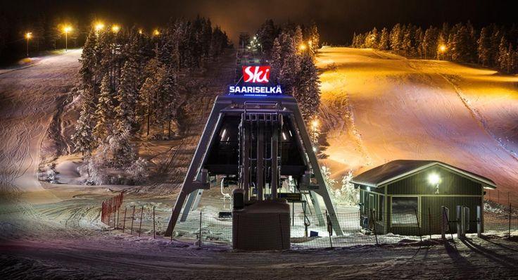 Ski Saariselkä Sport Resort | Proinno Design