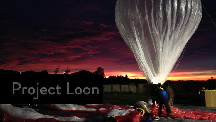 Google Güneş Panelli Balonlar ile İnternet Sağlayacak