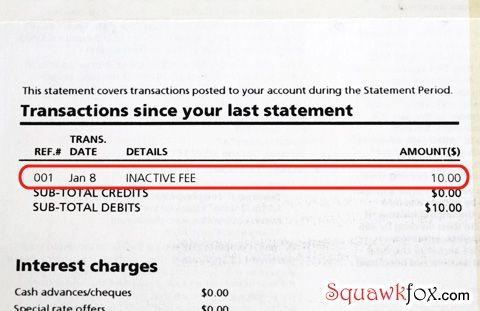 credit card zero fee