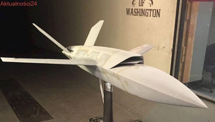 Tajemnicze drony majązaraz wejść do produkcji. Pentagon realizuje swoja wizję