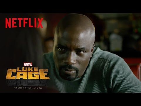 Luke Cage | Streets Trailer [HD] | Netflix - YouTube