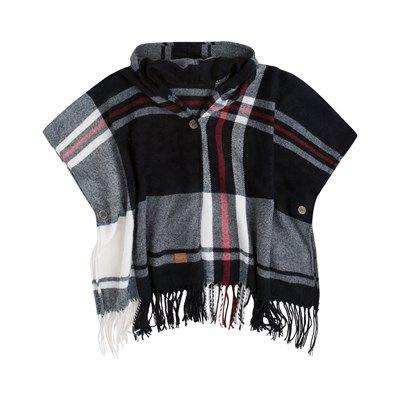 Prezzi e Sconti: #Pepe jeans london navi poncho multicolore Bambino  ad Euro 45.00 in #Maglie felpe e cardigan #Bambina