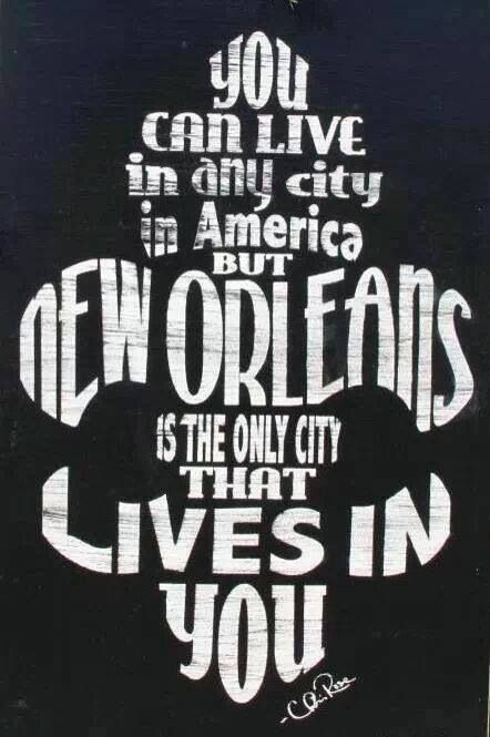 New Orleans, I Miss You❤️
