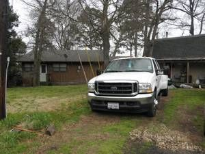 Used 2004 Ford F350 for Sale ($15,500) at Chandler, TX