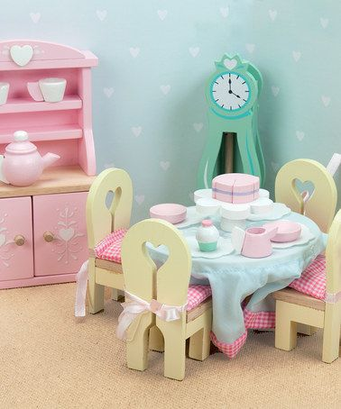 Another great find on #zulily! Daisylane Drawing Room Furniture Set #zulilyfinds