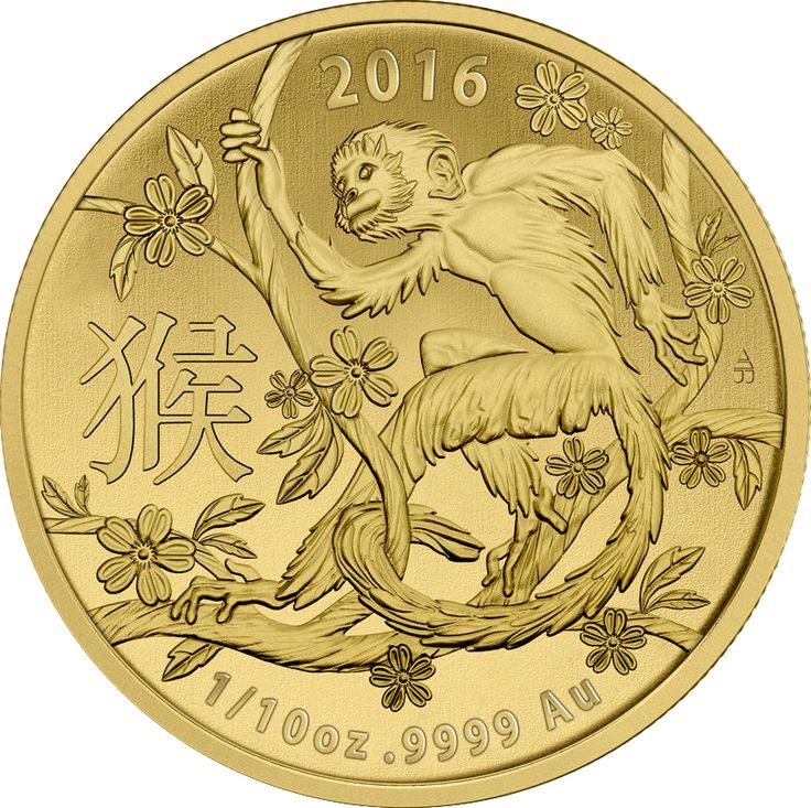 Country : Australia  (Royal Australian Mint) Years : 2016 Purity : .9999 Gold  Denomination : AUD100 Weight : 0.1oz  Diameter : 17.53mm