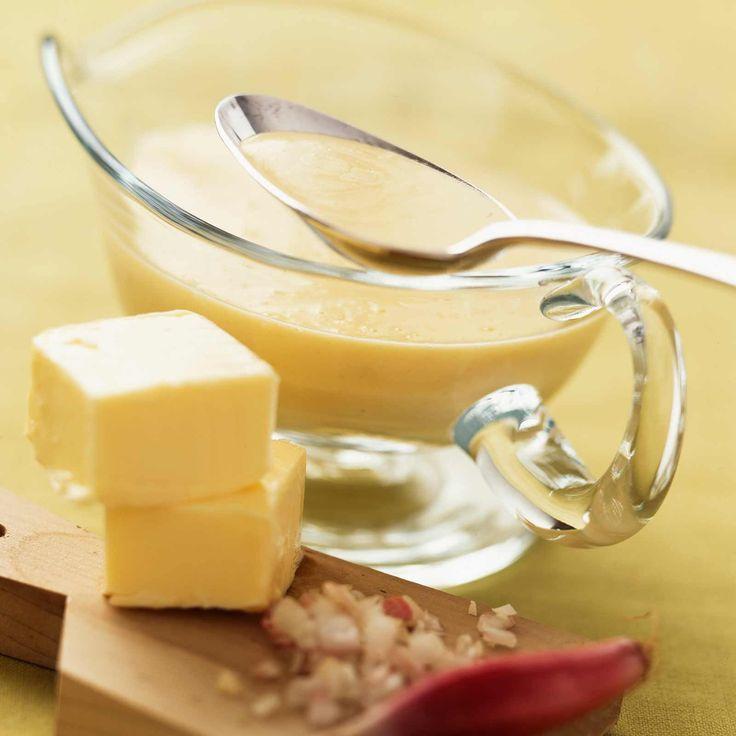 Découvrez la recette Beurre blanc sur cuisineactuelle.fr.