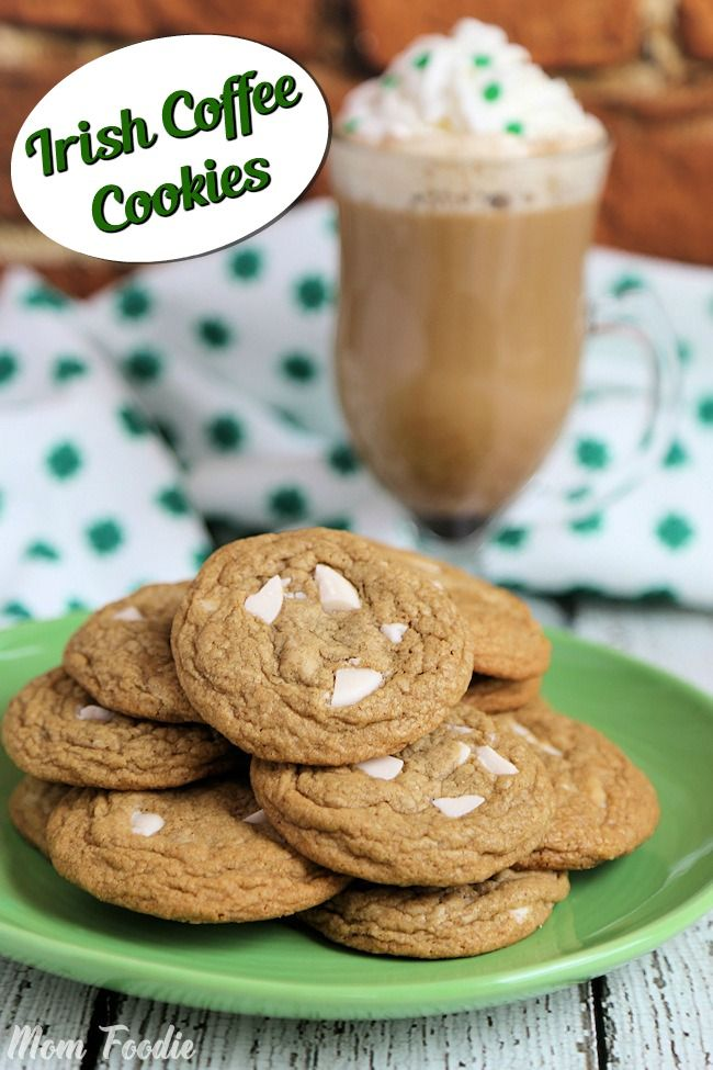 Cookie recipe using coffee