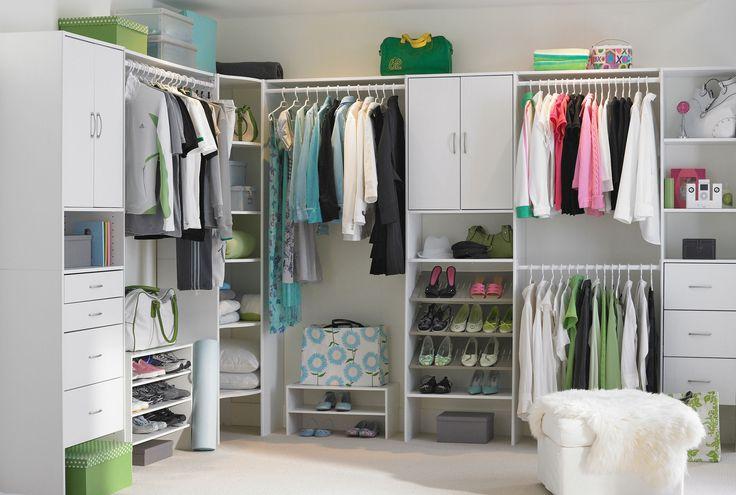 Desain Lemari Pakaian Minimalis - http://www.rumahidealis.com/desain-lemari-pakaian-minimalis/