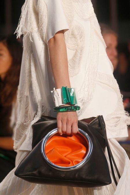 celine soft pouch eyelet handbag | bagsac | Pinterest | Celine ...