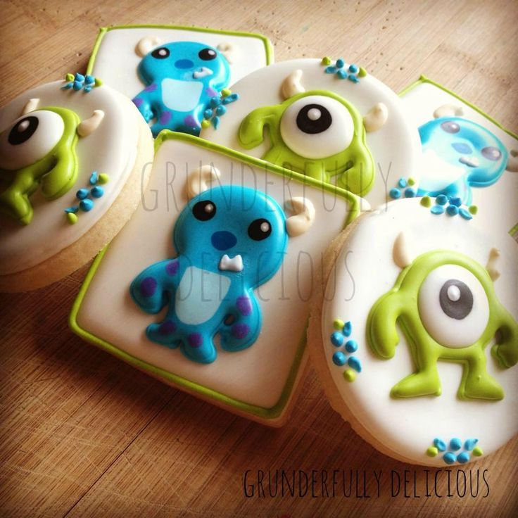 Baby Monsters Inc | Cookie Connection