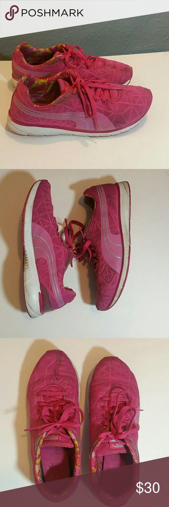 Women's shoes Pink Puma Sport shoes Puma Shoes Athletic Shoes
