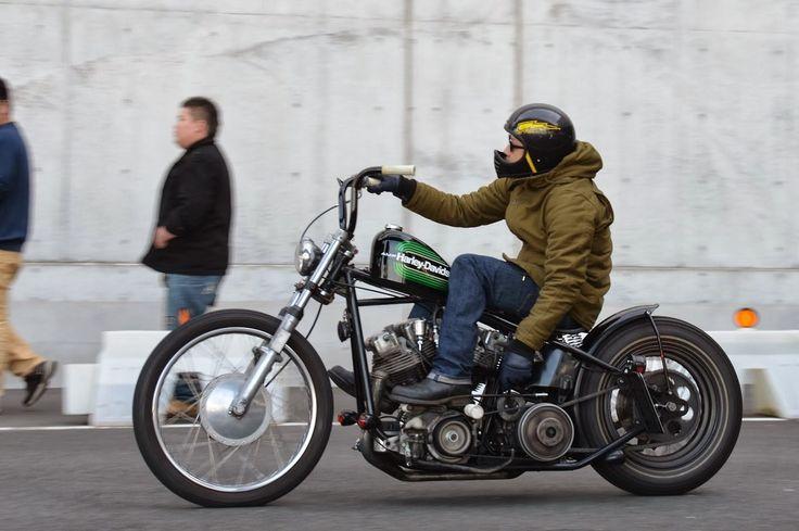 YOKOHAMA #motorcycle